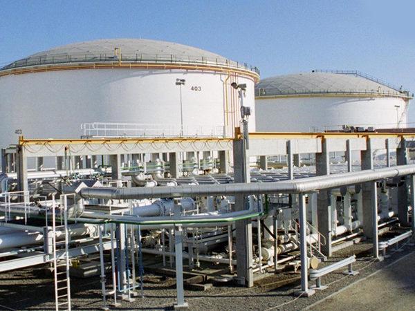 Van Ommeren Tank Terminal – Fujairah, UAE
