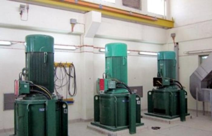 Abu Hamour Area Pumping Station, Qatar