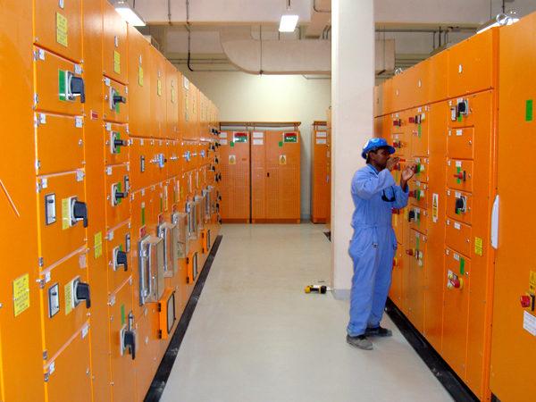 New QP Support Facilities areas at Dukhan, Qatar