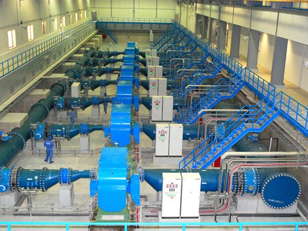 Taweelah – Unit III – UAN Water Transmission Scheme, UAE