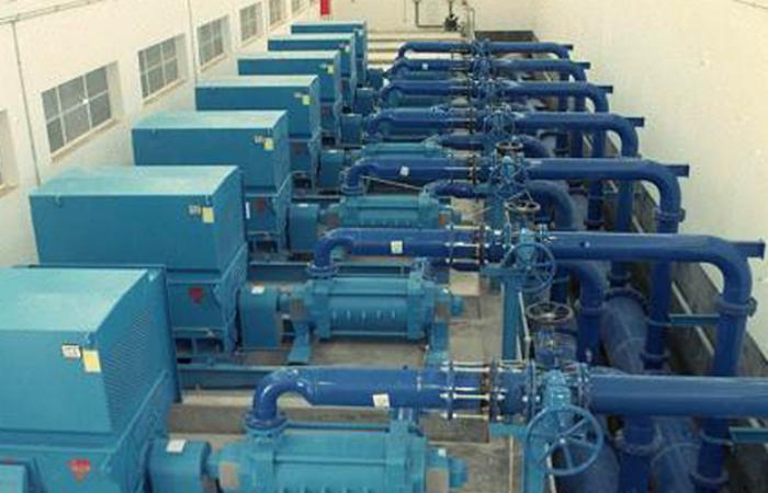 Al Masarrat Main Water Supply System, Sultanate of Oman