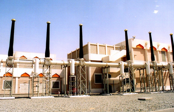 400kV Mussafah Substation