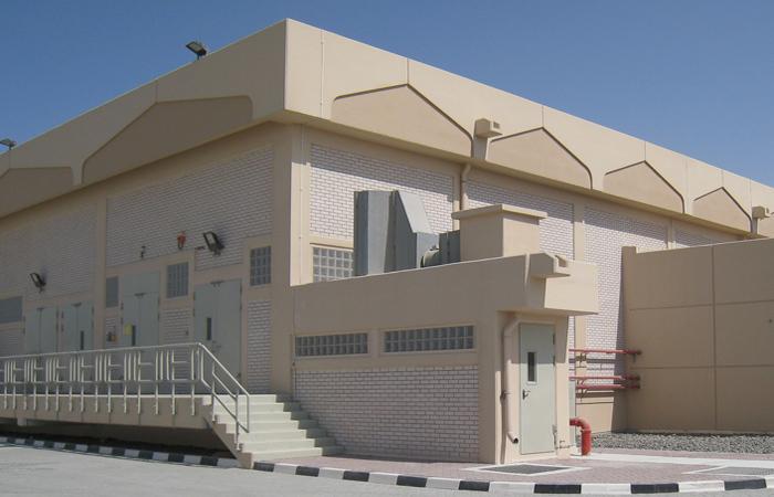 33/11kV Substation at Al Ghadeer Development