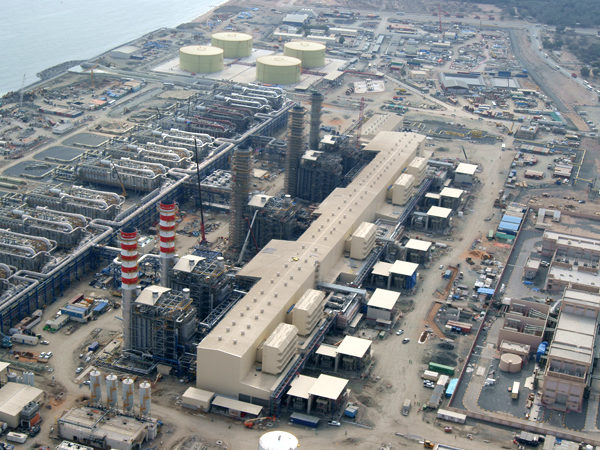 Fujairah 'F2' Power Plant