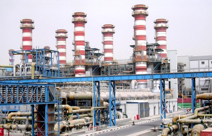 Jebel Ali Power and Desalination Plant Station 'K' – Phase II