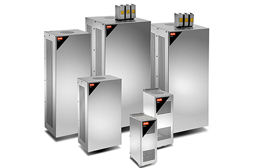 VLT® Advanced Harmonic Filter AHF 005 / AHF 010